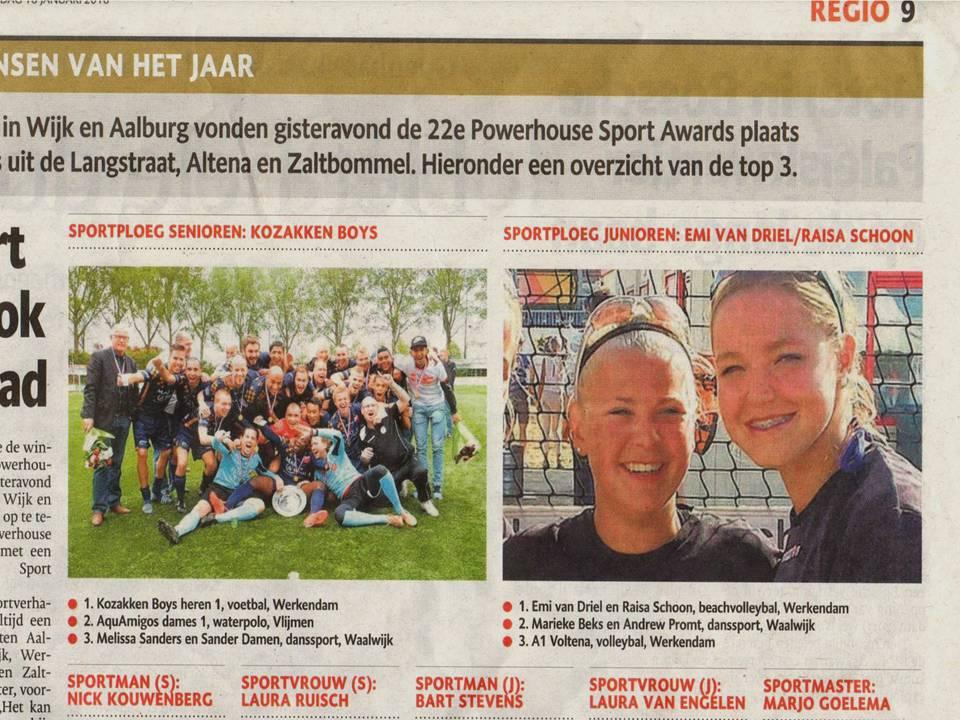 Top Vloeren Waalwijk : Persbericht powerhouse